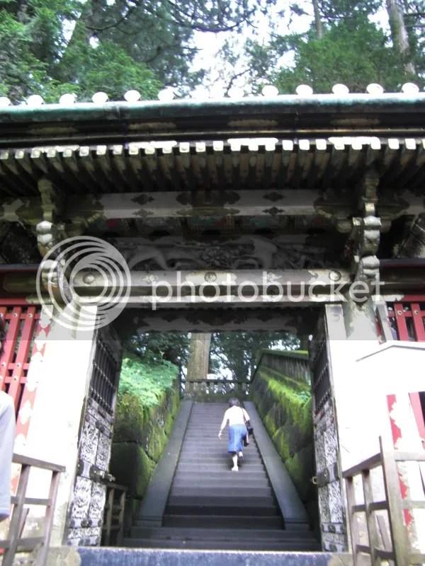 The gateway to a hellish climb.