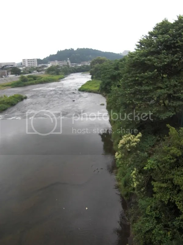 Hiroshige river.