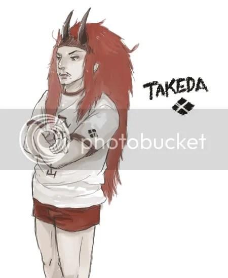 Takeda (Harunobu) Shingen.