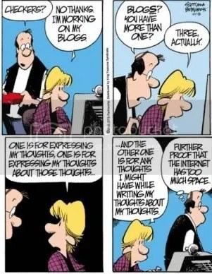 Blogger Addict?