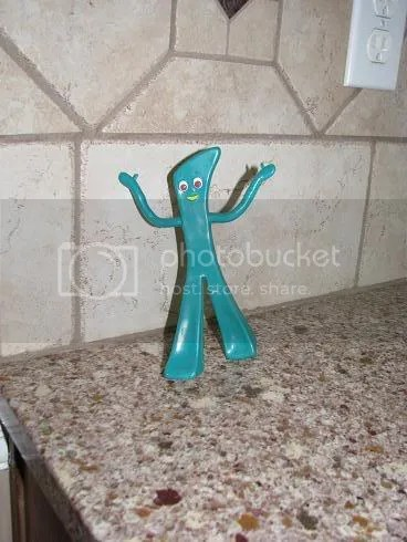 Gumby!