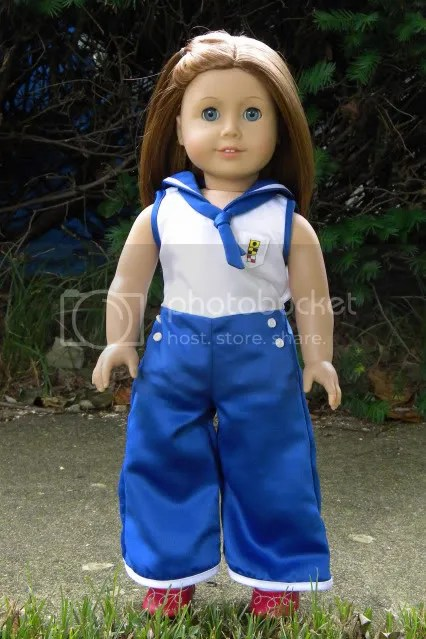 Emily Doll American Girl Playthings