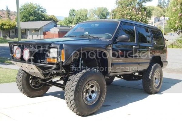 1998 Jeep Cherokee jeepspeed prerunner FOR SALE-$6000 ...