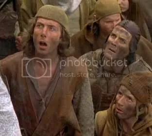 monty python and the holy grail photo: She Turned Me Into a Newt HolyGrail027.jpg