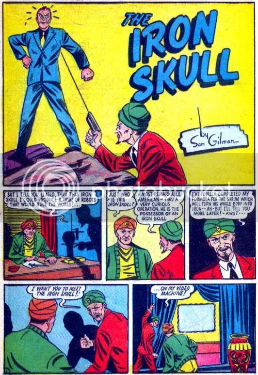 Iron Skull n, 1