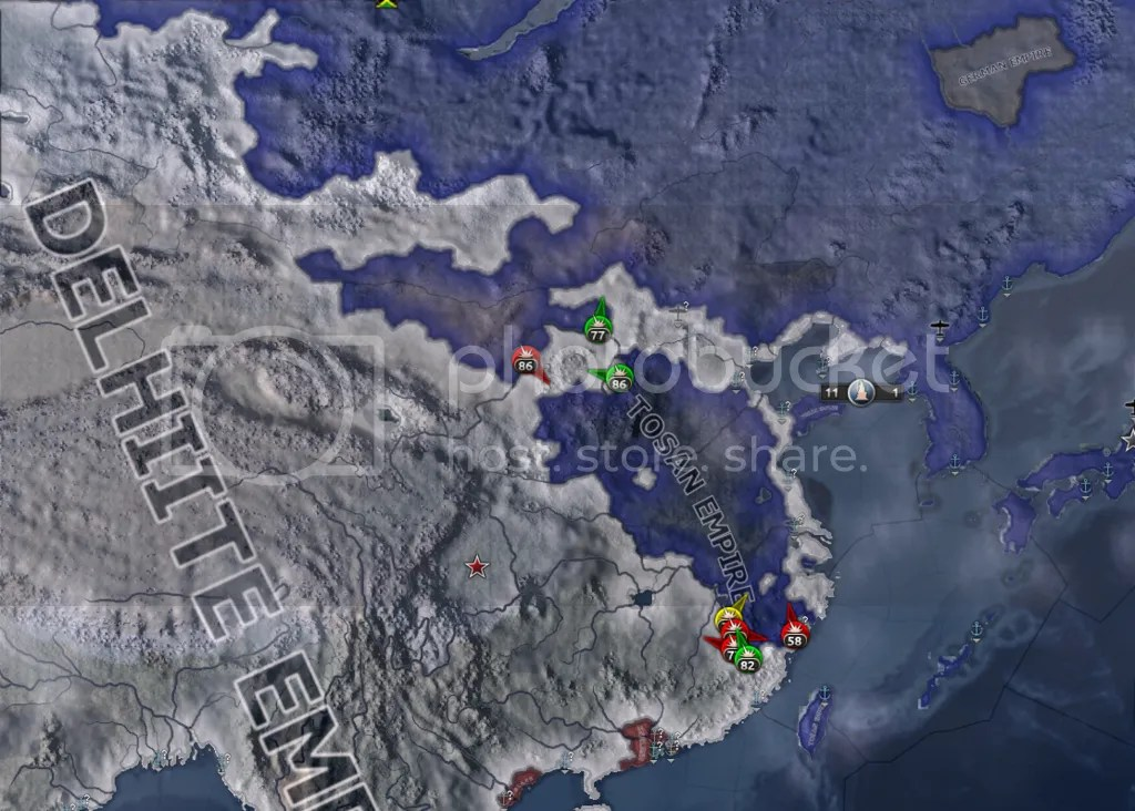 Great Asian Encirclement