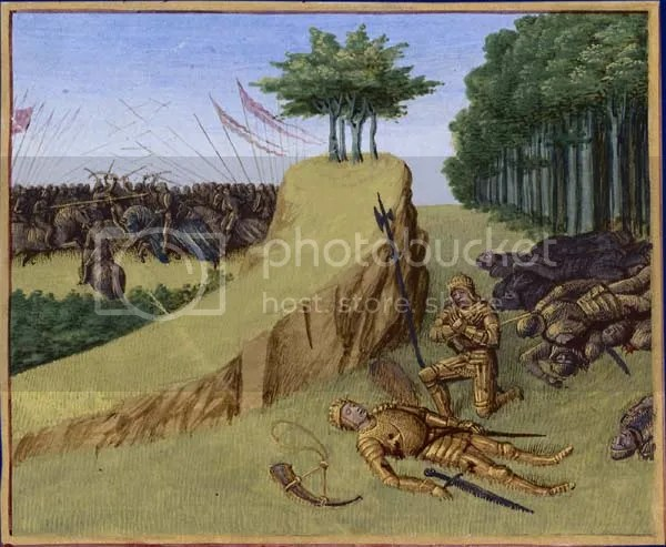 Death of Roland