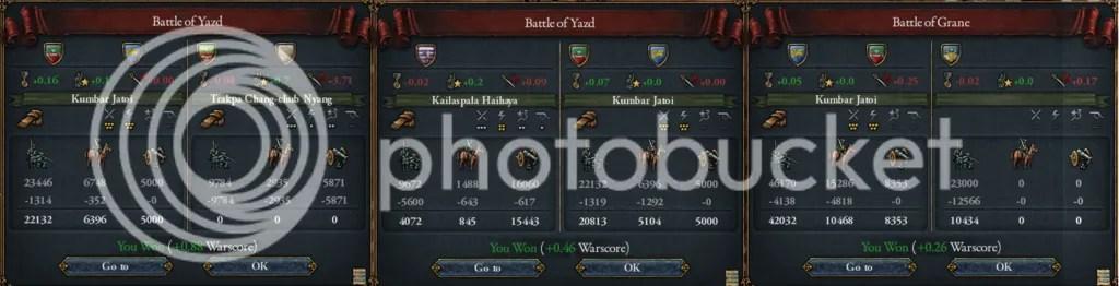 Persian Battles