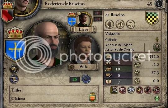 Regent Roderico