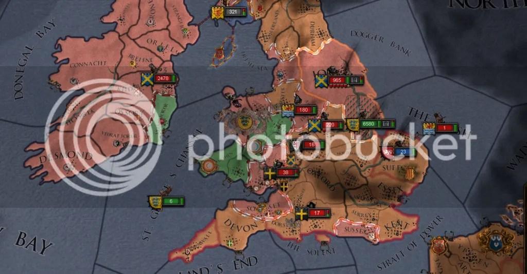 England, 910