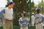 A scene from THE PERFECT GAME featuring (left to right) Cesar (Clifton Collins Jr.), Mario (Moises Arias) and Enrique (Jansen Panettiere).