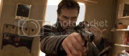 Taken is written by Luc Besson.