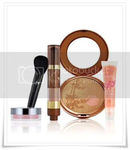Lancome Bronze Riviera Collection