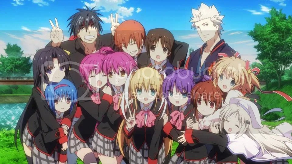 Image result for Little Busters