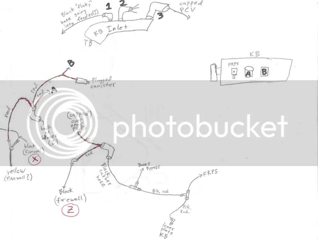 Vacuum Line Help Have Diagram