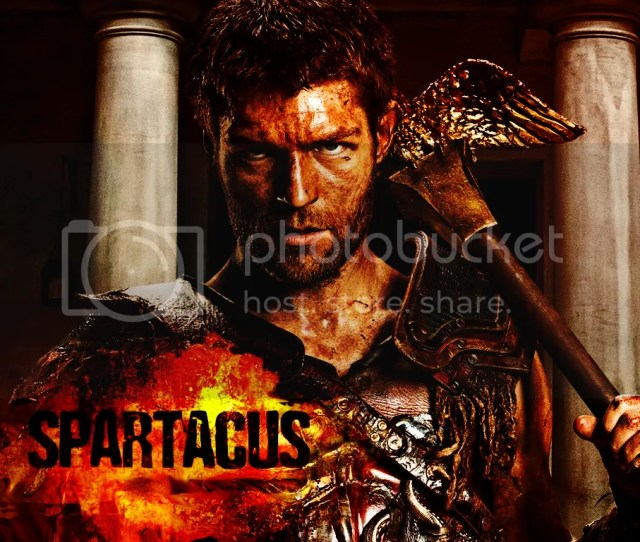 Four Spartacus War Of The Damned Wallpapers Saxa Agron Nasir Spartacus