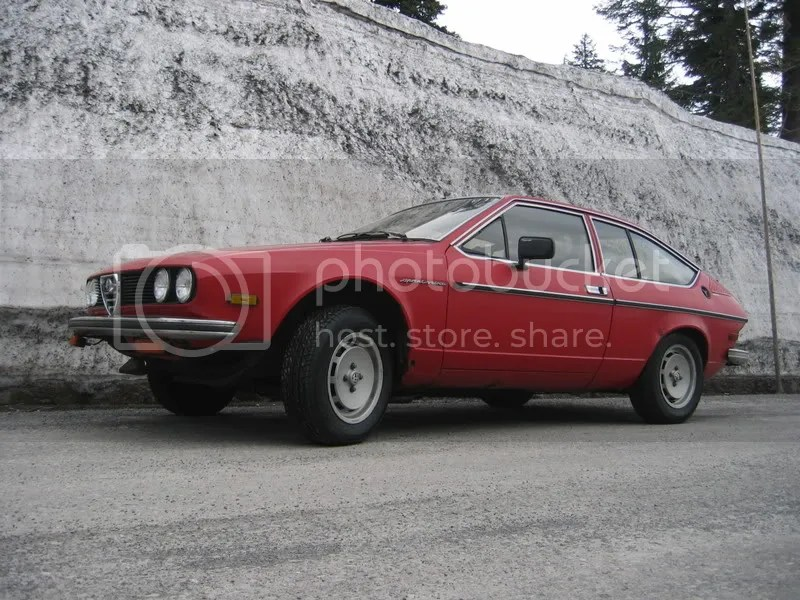 1979 sprint veloce by snowbanks