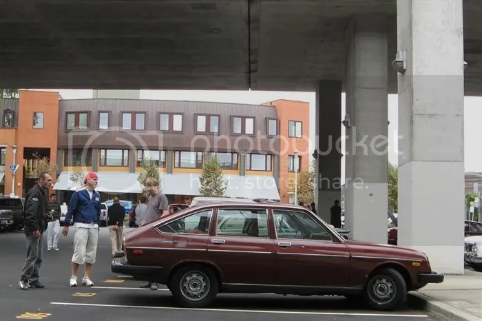 1978 Lancia Beta Berlina
