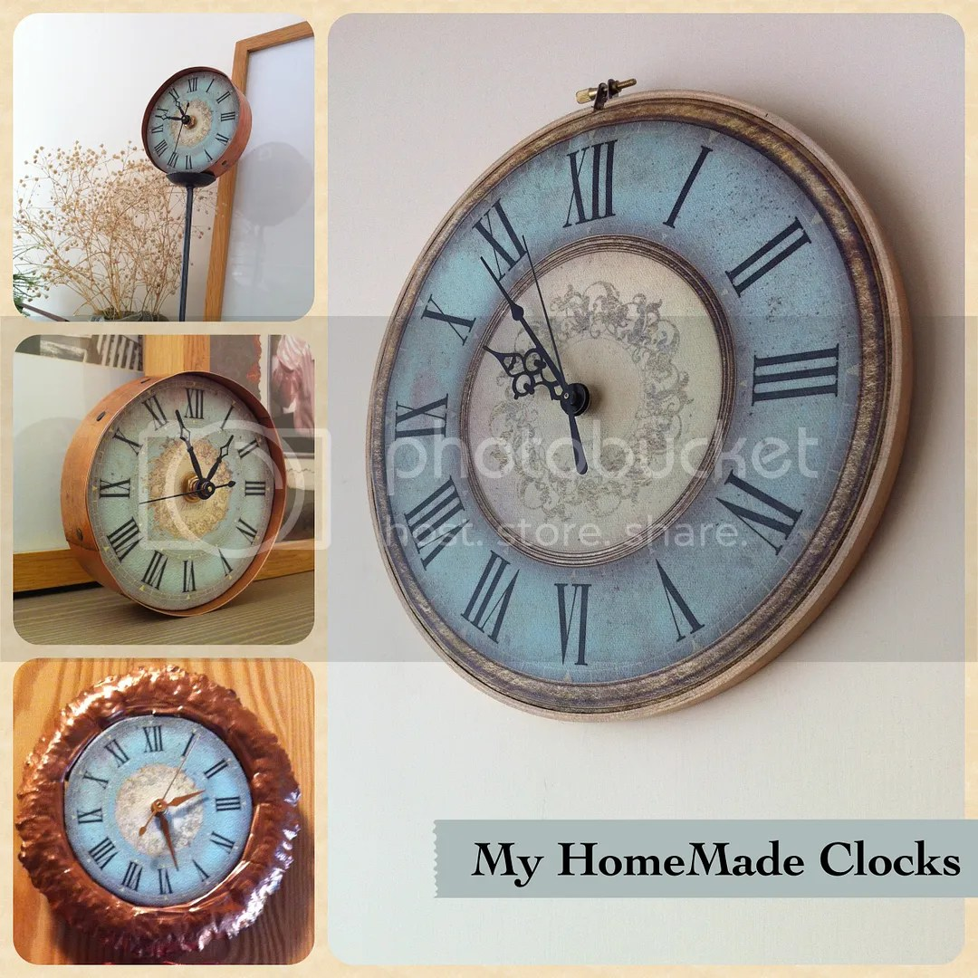 Click To Download Fhung's Roman Teal Paris ClockFace