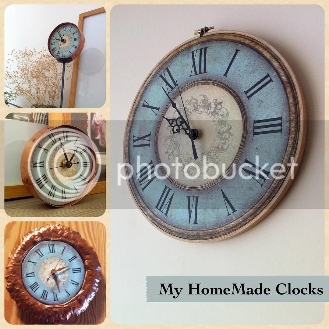 Click To Download Fhung's Roman Teal Paris ClockFace