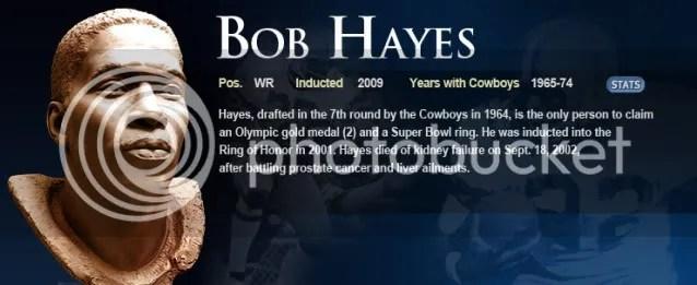 cdabb2a214a Bob Hayes – Pro Football Hall of Fame | Lewp's Weblog