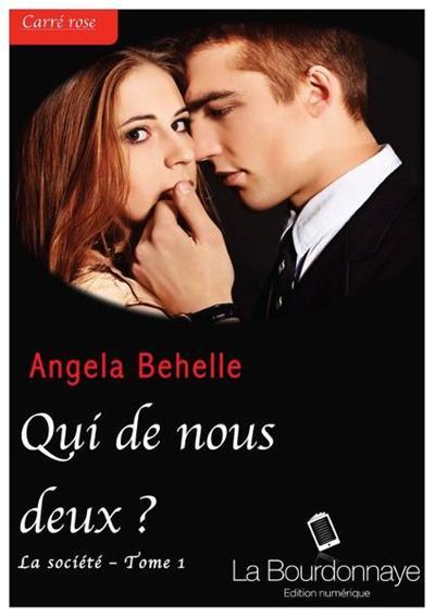"""Résultat de recherche d'images pour """"Qui de nous deux ?, de Angela Behelle"""""""