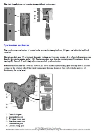 Volvo FM10 D10B320 Engine Specifications   Auto Repair Manual Forum  Heavy Equipment Forums
