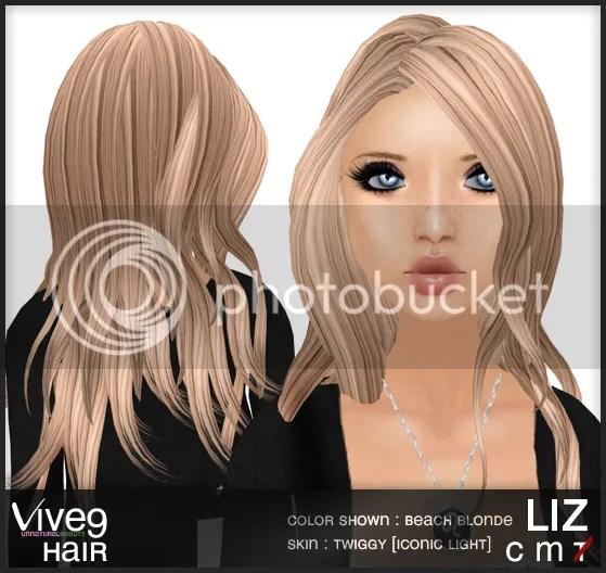 liz hair