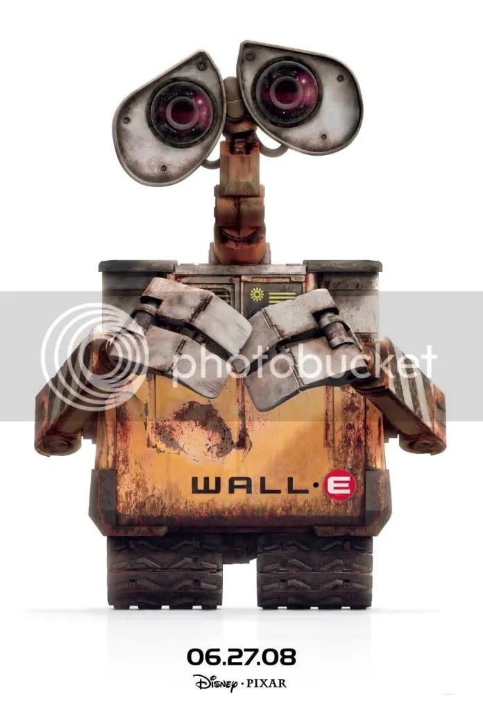 ini dia yang namanya wall-e