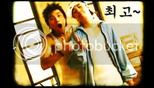 DaeSung and SeungRi say~