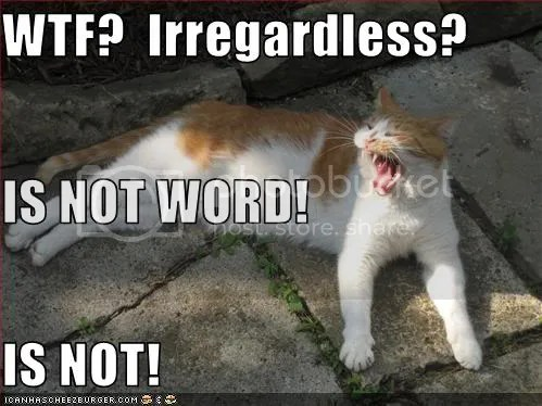 lolcats, appropriate for any occasion.