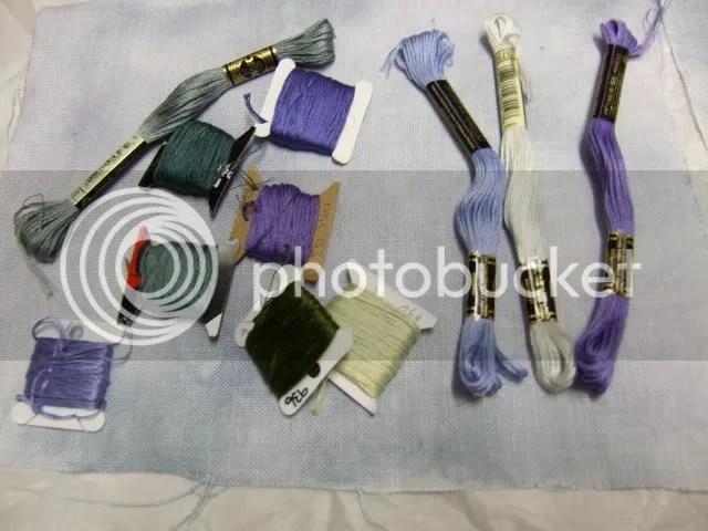 sample 2 floss toss