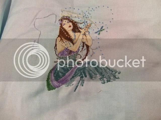 water goddess,joan elliot