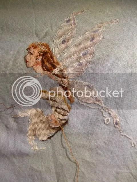 fairy queen,passione ricamo