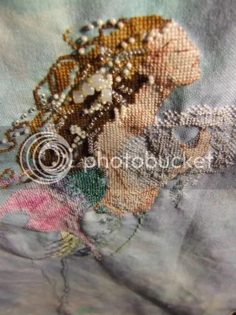 mermaid of the pearls,mirabilia