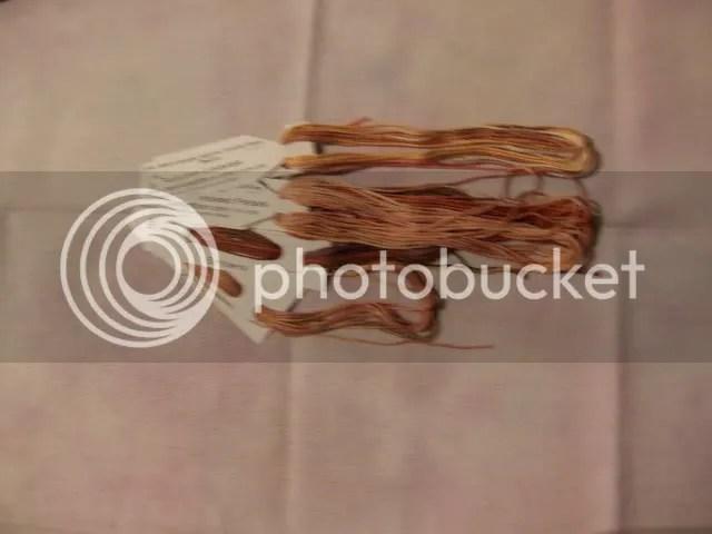 Varigated silk
