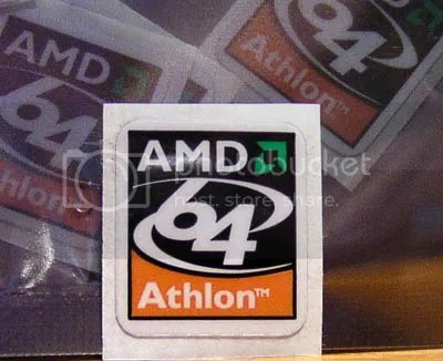 AMD Athlon 64 19mm x 21mm
