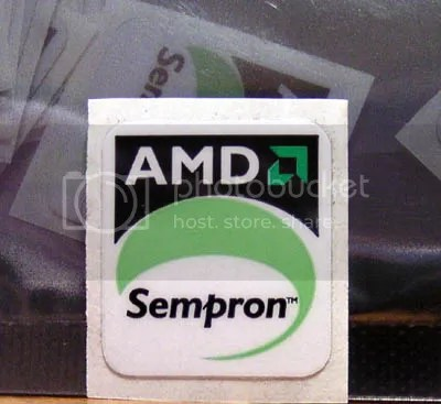 AMD Sempron 19mm x 21mm