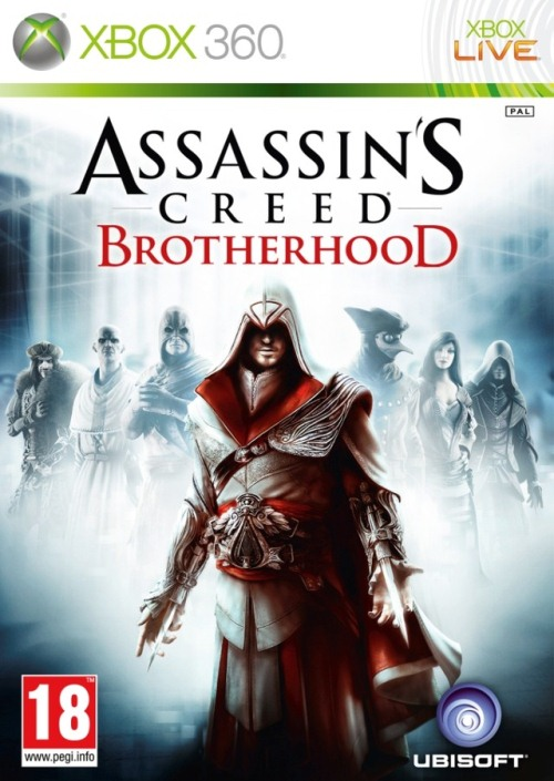 Assassin's Creed: Brotherhood (2010) XBOX360-GLoBAL