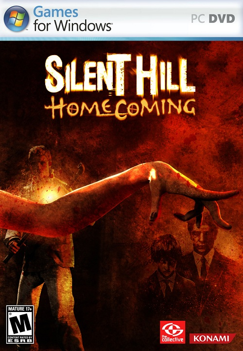 Silent Hill Homecoming (2008) ViTALiTY
