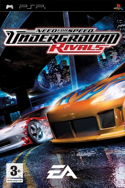 Need for Speed Underground Rivals (2005) EUR.PROPER.PSP-PLAYASiA