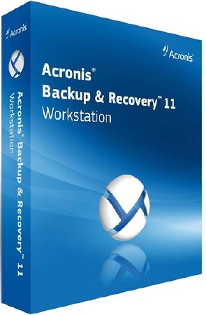 Acronis Backup & Recovery 11.0.17437 Workstation BootCD's