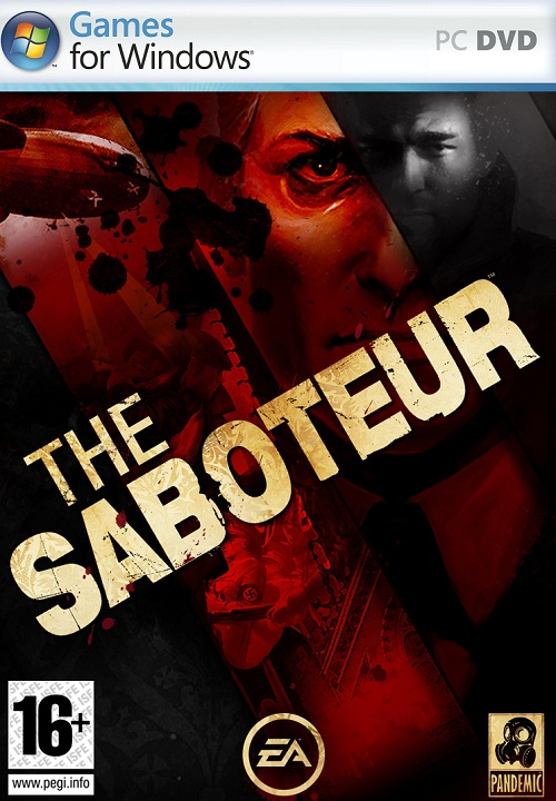 The Saboteur (2009/ENG/Repack) by RG Mechanics [2,6 GB]