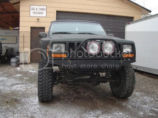Introduce You and your Jeepspeed / Prerunner - NAXJA ...