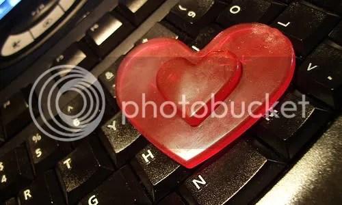 El corazón, simbolo universal del amor.