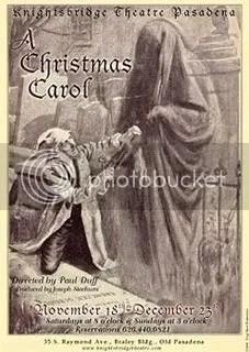 Imagen del clásico de clásicos, 'cuento de navidad'.
