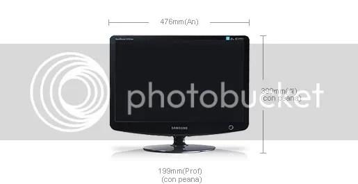 Samsung 2032bw