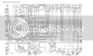 Wiring schematic for 8184 rabbitcaddy pickup