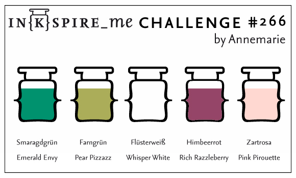 In{k}spire_me Color Challenge #266