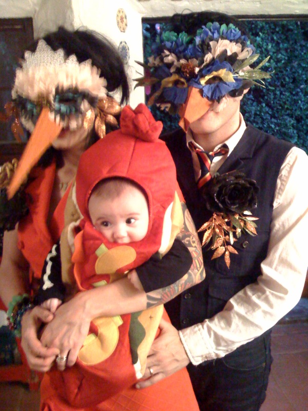 And Gerard His Daughter Way